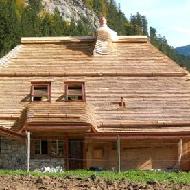 Tavillon Bois - Chateau-d'Oex - cladding for wooden roofs and facades